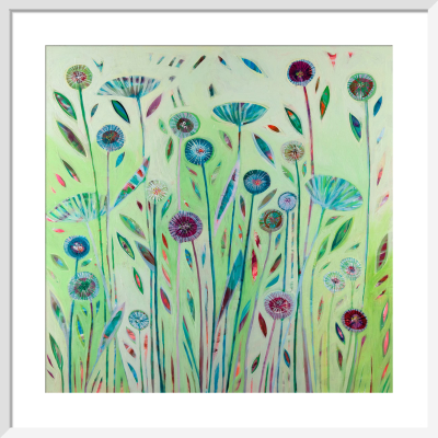 Green Dreams by Shyama Ruffell