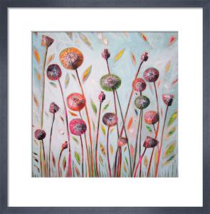 Dandelion Blue by Shyama Ruffell
