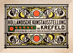 Dutch Art Exhibition, Krefeld 1903 by Anonymous