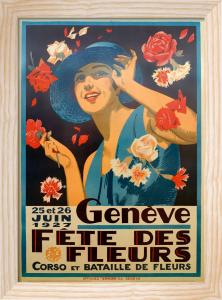 Fete des Fleurs, Geneve 1927 by Anonymous