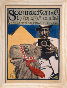 Soennecken Cameras, 1910 by Winckel