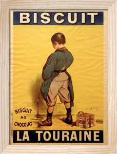Biscuit La Touraine, 1901 by Anonymous