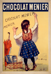 Chocolat Menier, 1893 by Anonymous