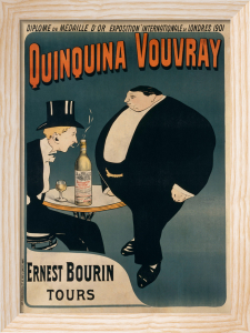 Quinquina Vouvray Vermouth, 1902 by Anonymous