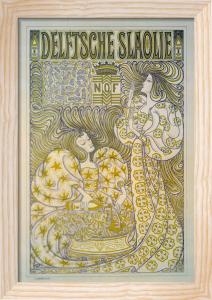 Delftsche Slaolie - Salad Dressing, 1895 by Johann Toorop