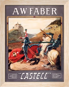 Faber Castell Pencils, 1905 by Anonymous