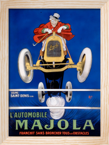 Majola Automobiles, 1906 by Michel Liebeaux