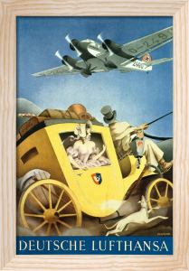 Lufthansa, 1934 by Anonymous