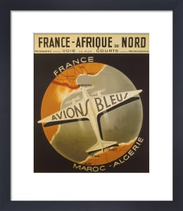 Avions Bleus, 1938 by Anonymous