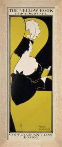 The Yellow Book, 1894 by Aubrey Beardsley