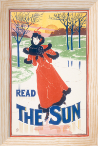 The Sun, 1895 by Anonymous