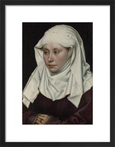 A Woman by Robert Campin