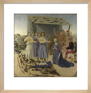 The Nativity by Piero Della Francesca