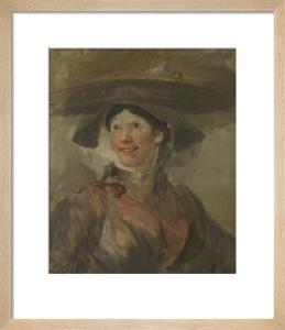 The Shrimp Girl by William Hogarth