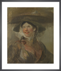 The Shrimp Girl by William Hogarth