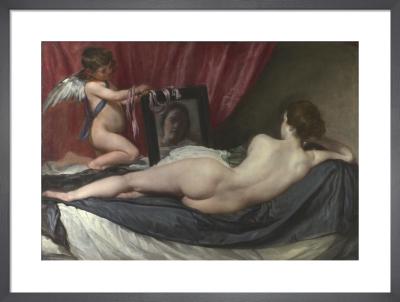 The Toilet of Venus ('The Rokeby Venus') by Diego Velázquez