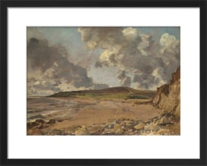 Weymouth Bay: Bowleaze Cove and Jordon Hill by John Constable