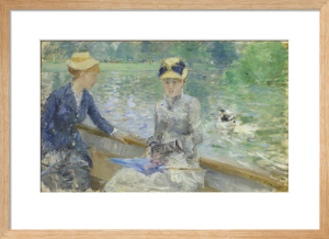 Summer's Day by Berthe Morisot