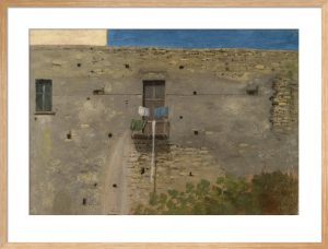 A Wall in Naples by Thomas Jones