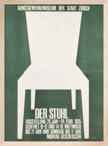 Der Stuhl (The Chair) by Artur Bofinger