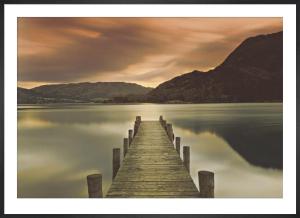 Ullswater (x-large) by Mel Allen