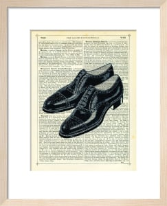 Mens Shoes by Marion McConaghie