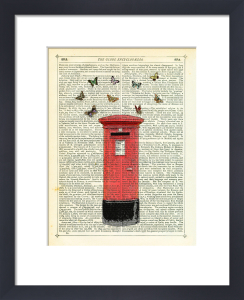 Air Mail by Marion McConaghie
