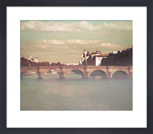 Bridges Over Paris by Keri Bevan
