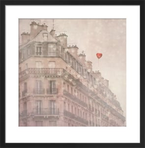 For the Love of Paris by Keri Bevan