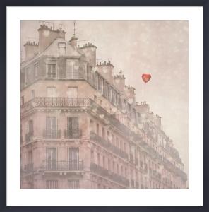 For the Love of Paris by Keri Bevan