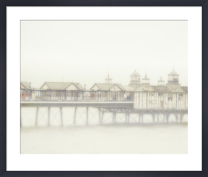 Rising Fog by Keri Bevan