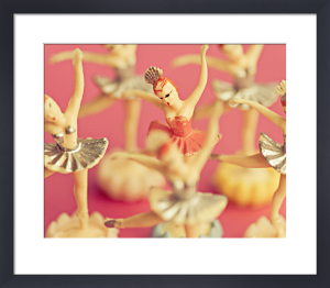 Vintage Dancers II by Keri Bevan