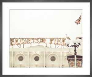 Brighton Pier by Keri Bevan