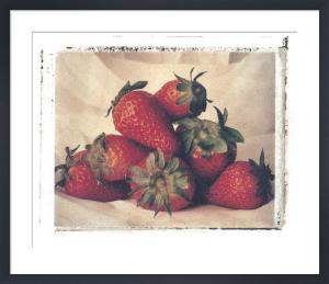 Strawberries by Deborah Schenck