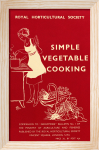 Simple Vegetable Cooking by Royal Horticultural Society