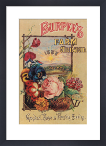 Front Cover of Burpee's Catalogue by Burpees