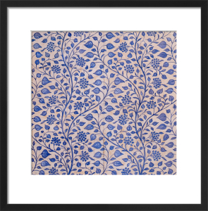 Wallpaper Design by Gertrude Jekyll