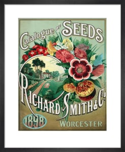 Catalogue of Seeds by Richard Smith & Co