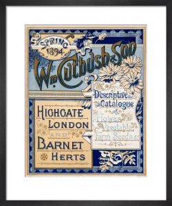 Descriptive Catalogue, Spring 1894 by William Cutbush & Son