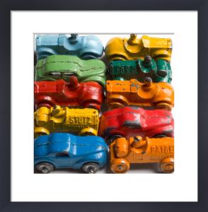 Cars by Deborah Schenck