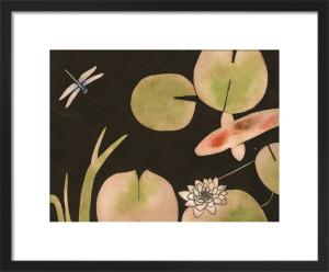 Pond by Rosie Scott