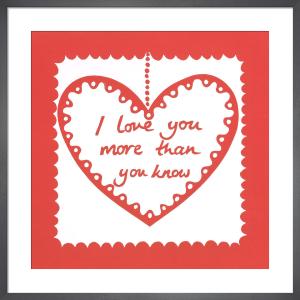 I Love You by Fiona Howard