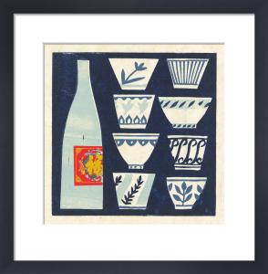 Saki Party by Fiona Howard