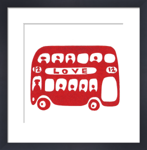 Love Bus by Fiona Howard
