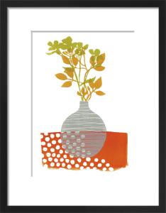 Autumn Vase by Fiona Howard