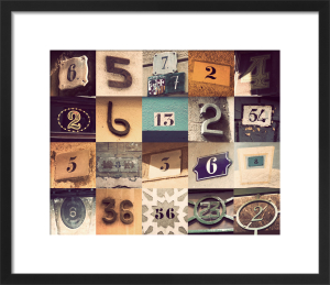 Spaint by Numbers by Robert Cadloff