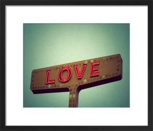 Love Sign by Robert Cadloff