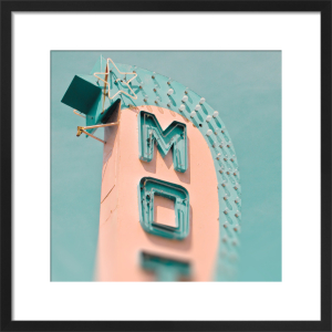 Pink Motel by Robert Cadloff