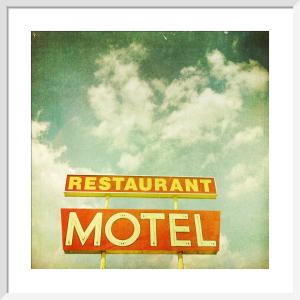 Restaurant Motel by Robert Cadloff