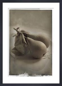 Trois Poires 3 by Deborah Schenck
